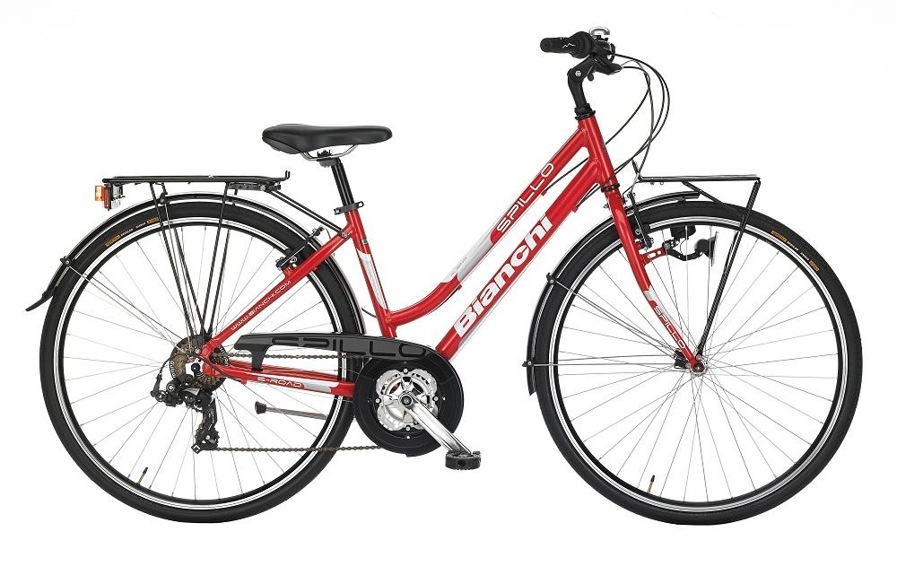 Spillo Rubino Ladygent Armaroli Bike World La Bicicletta A