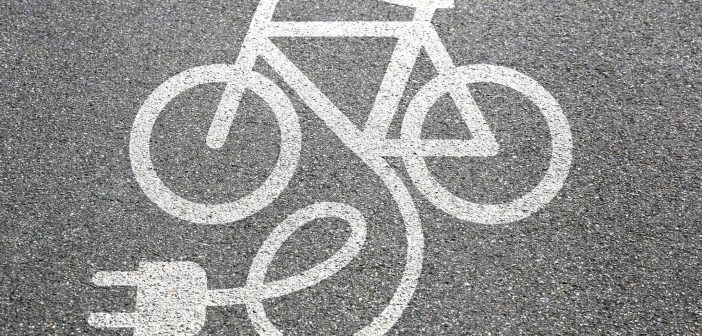 bicicletta elettricca