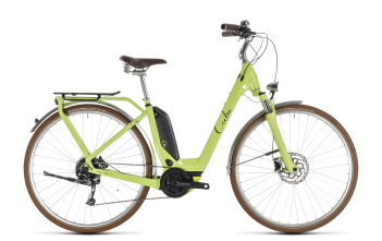 ELLY RIDE HYBRID 500 green black
