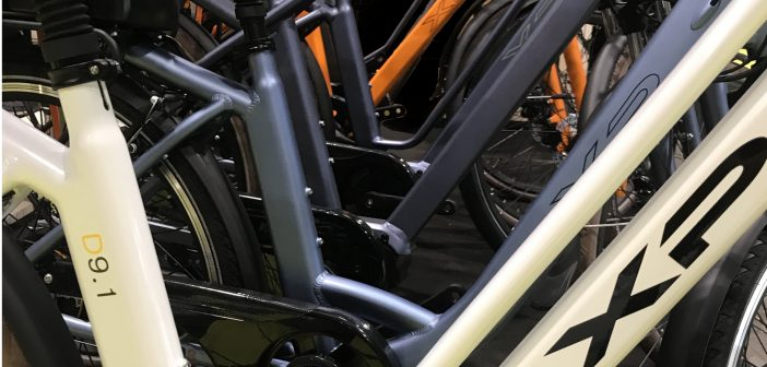 XP Bikes, Armaroli Bike World, Bologna e-bike
