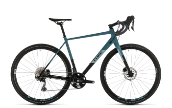 NUROAD RACE Black n Grey Blue