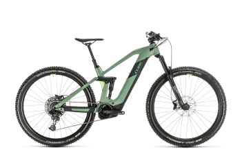 STEREO HYBRID 140 HPC RACE 625 29 Green Sharpgreen