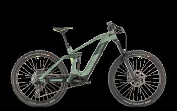 STEREO HYBRID 160 HPC SL 625 27,5 Green Sharpgreen
